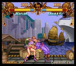 Double Dragon (Neo-Geo) ROM Download for MAME - CoolROM com
