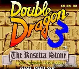 Double Dragon 3 - The Rosetta Stone (US) ROM Download for
