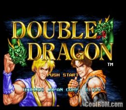 Double Dragon (US set 1) ROM Download for MAME - CoolROM com