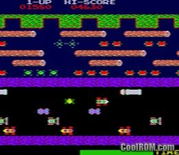 Frogger rom download for mame for Cool roms