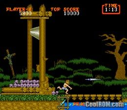 Ghouls 39 n ghosts usa rom download for mame for Cool roms