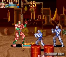 Guardians / Denjin Makai II ROM Download for MAME - CoolROM com