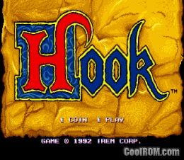 hook 1992 game download