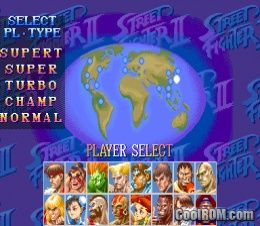 Hyper Street Fighter II: The Anniversary Edition (USA 040202) ROM