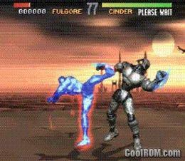 Killer Instinct (SNES bootleg) ROM Download for MAME