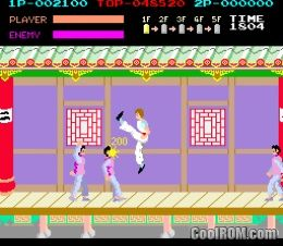 Kung-Fu Master (World) ROM Download for MAME - CoolROM com
