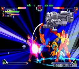 Marvel Vs  Capcom 2 New Age of Heroes (JPN, USA, EUR, ASI, AUS) (Rev