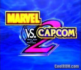 Marvel Vs  Capcom 2 New Age of Heroes (JPN, USA, EUR, ASI