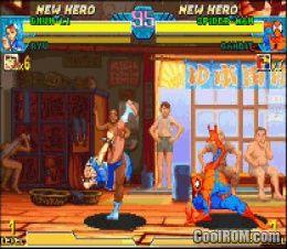 Marvel vs capcom rom download