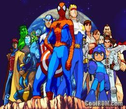 Marvel Vs  Capcom: Clash of Super Heroes (USA 980123) ROM