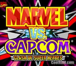 Marvel Vs  Capcom: Clash of Super Heroes (Euro 980123) ROM