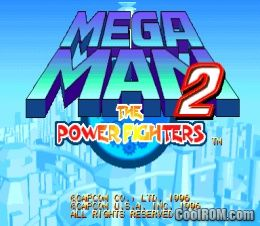 Mega Man 2: The Power Fighters (USA 960708 Phoenix Edition) (bootleg