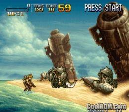 Metal Slug 3 (NGM-2560) ROM Download for MAME - CoolROM com