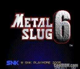 Download metal slug 3 and meta slug 6 downloads techmynd.