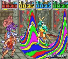 Metamorphic Force (ver EAA) Rom Download for MAME at ...