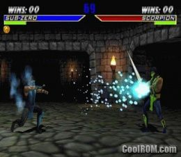 Mortal Kombat 4 (version 3 0) ROM Download for MAME - CoolROM com