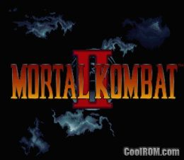 Mortal Kombat II (rev L4 2, hack) ROM Download for MAME