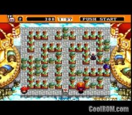 Neo Bomberman ROM Download for MAME - CoolROM com