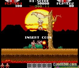 Rygar us set 3 old version rom download for mame for Cool roms