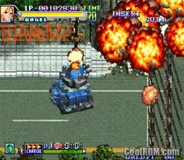 Shock Troopers - 2nd Squad ROM Download for MAME - CoolROM com