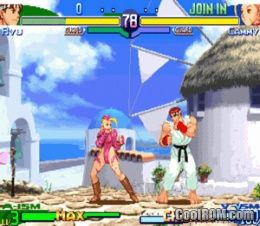 Street Fighter Alpha 3 Usa 980904 Rom Download For Mame