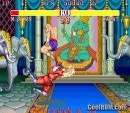 Street Fighter II': Champion Edition (World 920513) ROM