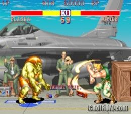 Street Fighter II: The World Warrior (World 910522) ROM Download for