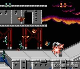 Super Contra ROM Download for MAME - CoolROM com