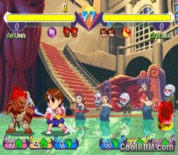 Super Gem Fighter Mini Mix (USA 970904) ROM Download for MAME