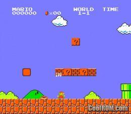 Super Mario Bros  (PlayChoice-10) ROM Download for MAME - CoolROM com