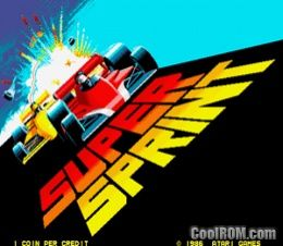 super sprint rom