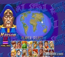 Street fighter ii: the world warrior (world 910522) rom download.