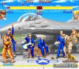 Super Street Fighter II X: Grand Master Challenge (Japan