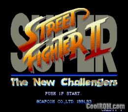 Super Street Fighter II: The New Challengers (USA 930911 Phoenix