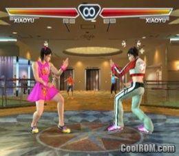 Tekken 4 (version a) rom mame (mame) | emulator. Games.