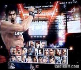 Tekken 5.1 (TE51 Ver. B) ROM Download for MAME - CoolROM.com