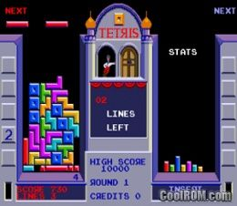 Tetris (set 1) ROM Download for MAME - CoolROM com