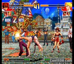 The King of Fighters '97 Oroshi Plus 2003 (bootleg) ROM