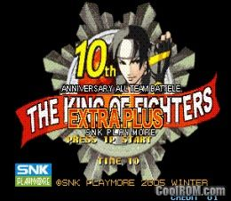 The king of fighters 2005 game free download for pc