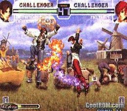 The King of Fighters 2002 (NGM-2650)(NGH-2650) ROM Download