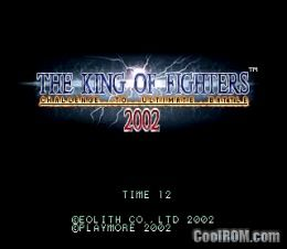 The King of Fighters 2002 (NGM-2650)(NGH-2650) ROM Download for MAME