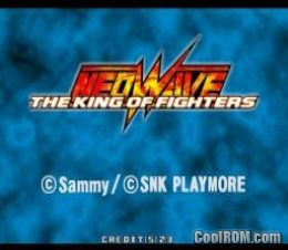 The King of Fighters Neowave ROM Download for MAME - CoolROM com