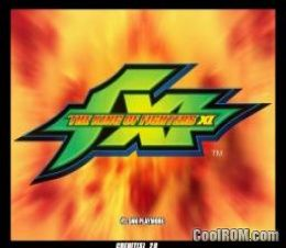 The King of Fighters XI ROM Download for MAME - CoolROM com