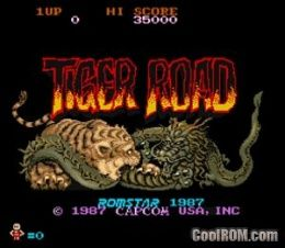Tiger Road Us Rom Download For Mame Coolrom Com