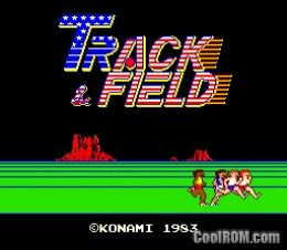Track field nz bootleg rom download for mame for Cool roms