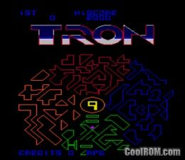 Tron 6 15 rom download for mame for Cool roms