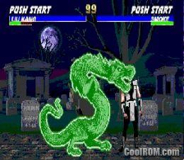 Ultimate Mortal Kombat 3 (rev 1 2) ROM Download for MAME