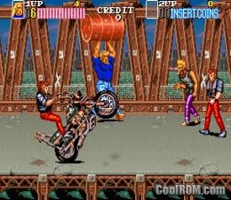 Vendetta (World, 4 Players, ver  T) ROM Download for MAME - CoolROM com