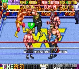 WWF WrestleFest (US set 1) ROM Download for MAME - CoolROM com