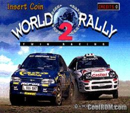 world rally rom